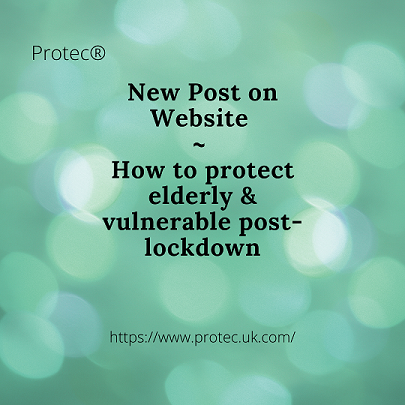 How to protect the elderly & vulnerable post-lockdown