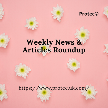 Weekly Care Industry News & Helpful Articles Roundup - w/e 04th June 2021