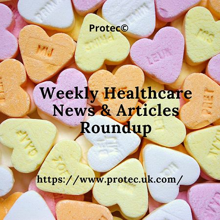Weekly Care Industry News & Helpful Articles Roundup - w/e 24th June 2021
