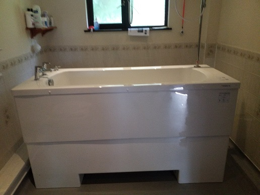 Yet another new care home Bath installation this week by Protec®!