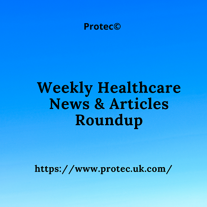 Weekly Care Industry News & Helpful Articles Roundup - 8th July 2021