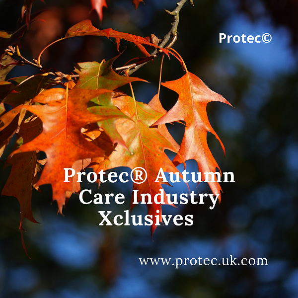 Protec® Autumn 2021 Care Industry Xclusives